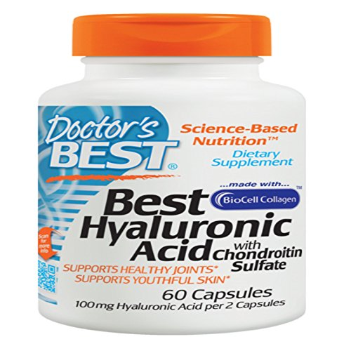 Doctors Best Hyaluronic Chondroitin Sulfate