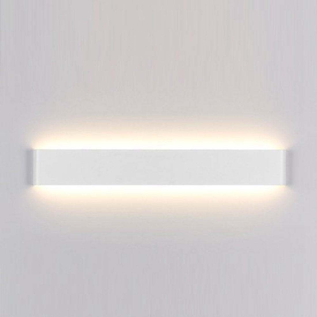 Alotm Modern Aluminum 12w LED Bedroom Wall Lights Fixture Decorative Lamps Indoor Wall Light Sconce Lighting Lamp Hallway Corridor Stairs Hotels Lights, Neutral Light