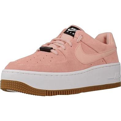 Nike Air Force 1 Sage Low, Zapatillas de Baloncesto para Mujer ...