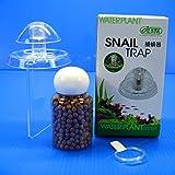ISTA SNAIL TRAP & Free Bait for Aquarium Fish Plants Tank Planarian Leech Catch