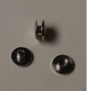GGM 20 Buchschrauben 7mm vernickelt