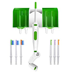 Water Flosser DOLPHIN FAIRY Faucet Oral Irrigator Dental Water Jet Teeth Cleaning Set,Home