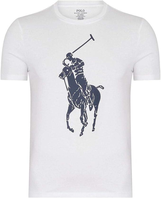 Polo Ralph Lauren Camiseta 796092-002: Amazon.es: Ropa y accesorios