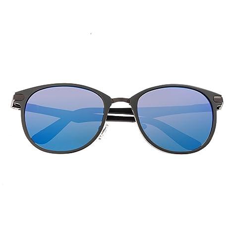 80dc9d5689 Cetus Aluminio de la Raza Hombres Gafas de Sol Gunmetal/Blue: Amazon.es:  Zapatos y complementos