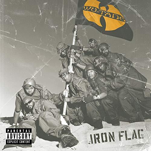 Wu-Tang Iron Flag ()