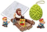 Bring color and fun to your child's daily bath with the Master Toys & Novelties Pirate Family Bath Toys! These pirate bath tub toys are sure to entertain you and your child in their daily bath. It comes with a captain pirate and two crew ...