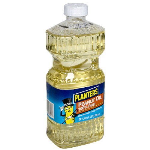 Planters Peanut Oil, 24-Ounce Bottles (Pack of 3) by Planters