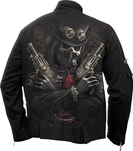 Herren Jacke SPIRAL - Steam Punk Bandit - TR307751
