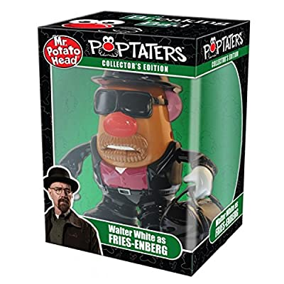 PPW Breaking Bad Heisenberg Mr. Potato Head Toy: Toys & Games