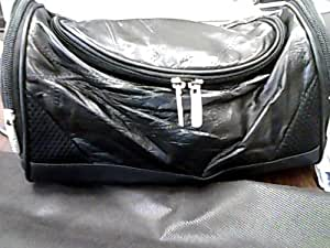 Embassy Italian Stone Design Genuine Leather Personal Travel Bag By BNF