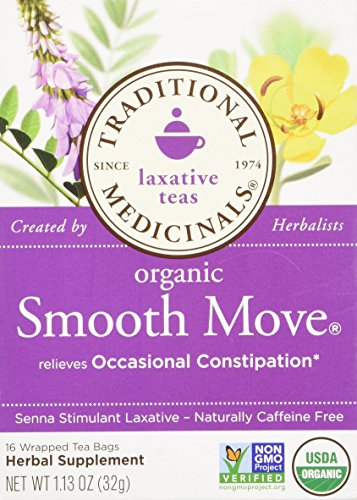 Traditional Medicinals Organic Stimulant Laxative product image