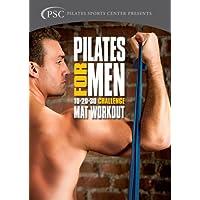 Pilates for Men 1: Challenge Mat Workout