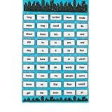 Bargain World Superhero Pocket Chart (With Sticky Notes)