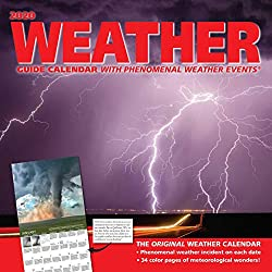 Weather Guide 2020 Wall Calendar