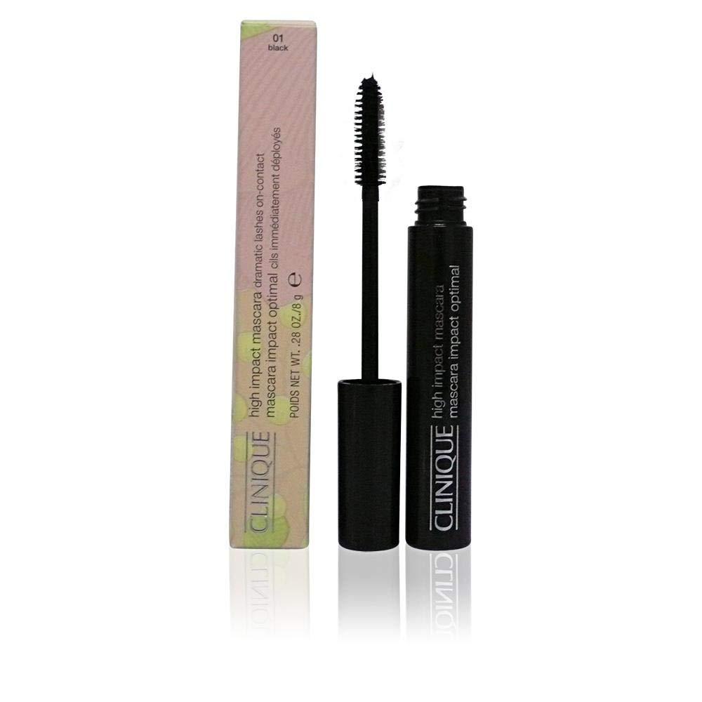 Clinique High Impact Mascara, 01 Black .28 oz 7 mL