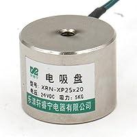 heschen electroimán imán solenoide P25/20, OD: 25mm, CC