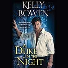 A Duke in the Night Audiobook by Kelly Bowen Narrated by Ashford McNab