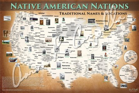 native-american-nations-our-own-names-and-original-locations-24x36-standard-frame-size