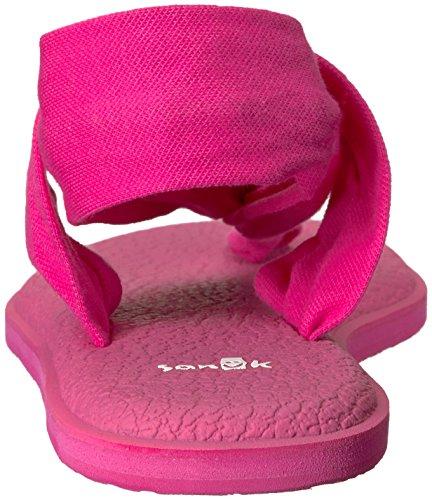 Pink Flip 2 Sling Yoga donna da Sanuk cabaret Spectrum Flops xXAIBXqw7