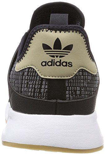 Adidas 000 negbás For plr Black X Gum3 Kids Sneakers BqrB68