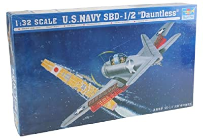 Trumpeter SBD-1/2 Dauntless Model Kit