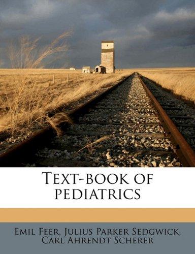 Text-book of pediatrics