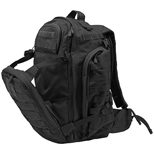 3 day rush backpack black import it all for Ap fishing backpack