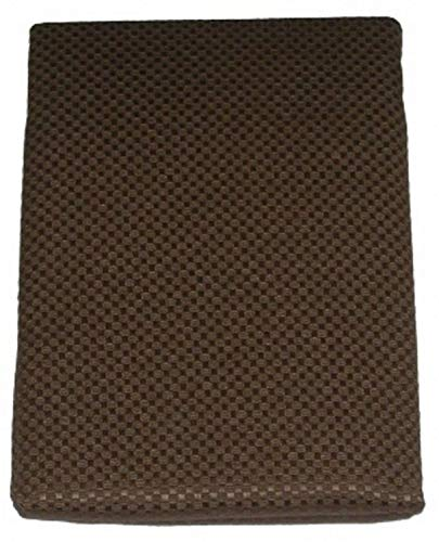 (Food Network Terrine Textured Brown Tablecloth Fabric Table Cloth 60X102 Ob)