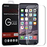 iPhone 8 / 7 Screen Protector, Nekteck iPhone 8 7 6 6S 0.2mm Tempered Glass Ballistic HD Glass Screen Protector (4.7 inch) Work with Protective Protection Case [3D Touch Compatible]