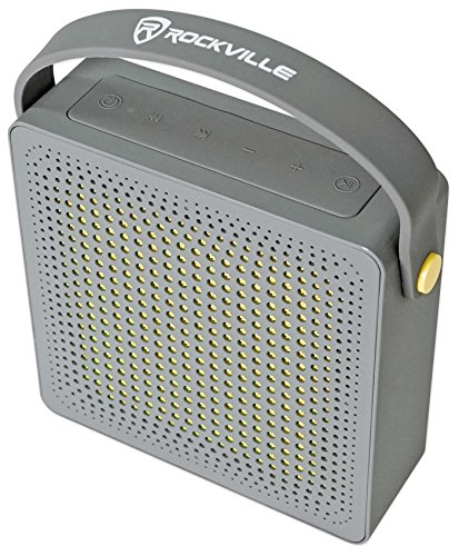 Rockville RPB90G 45w Portable Bluetooth Speaker, Water Resistant, 24 Hr. Battery