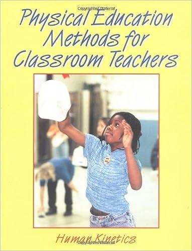 Book Physical Education Methods for Classroom Teachers