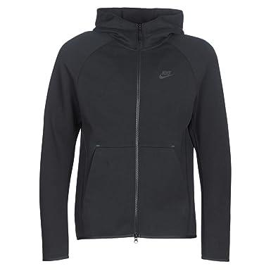 f468b776b Amazon.com: Nike Mens Tech Fleece Full Zip Hoodie Sweatshirt: Clothing