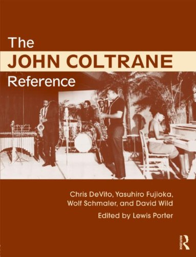 The John Coltrane Reference by Brand: Routledge