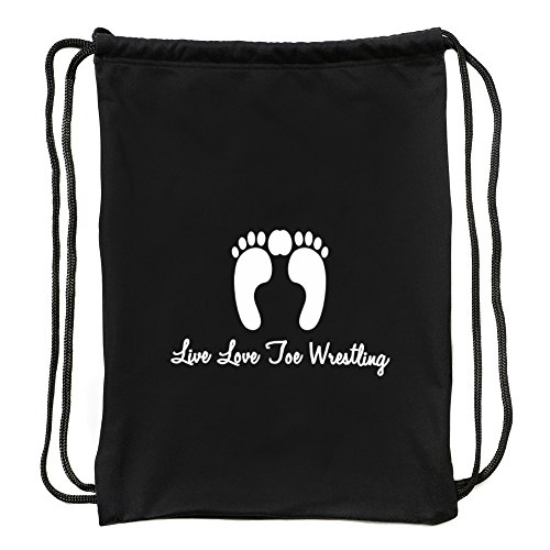 Eddany Live love Toe Wrestling Sport Bag by Eddany