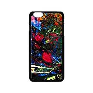 Abstract colorful graffiti Phone Case for iPhone 6 wangjiang maoyi