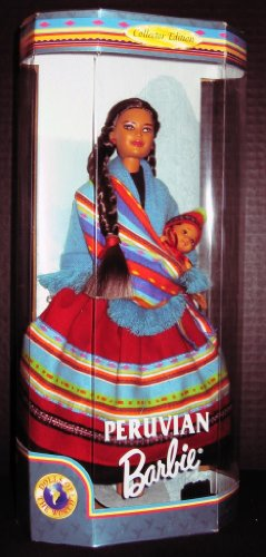 Peruvian Barbie - Dolls of the World Collection - Collector Edition