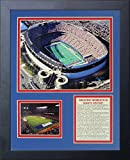 "Legends Never Die ""New York Giants Stadium Aerial Framed Photo Collage, 11 x 14-Inch"