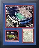 "Legends Never Die ""New York Giants Stadium"" Aerial Framed Photo Collage, 11 x 14-Inch"