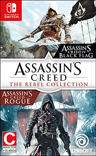 Assassin's Creed: The Rebel Collection – Nintendo Switch