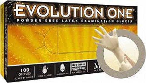 MicroFlex Case Of Evolution One PF Latex Exam Large