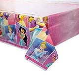 Disney Princess Plastic Tablecloth, 84