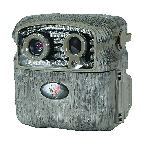 Wildgame Innovations Buck Commander Nano 12.0-Megapixel Digital Trail Camera Gray/Brown REMP12I20