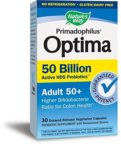 Natures Way Primadophilus Optima Billion product image