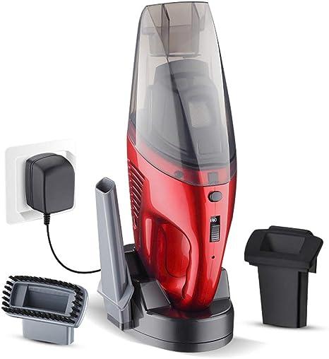 Aspirador inalámbrico en seco y húmedo Aspirador para automóvil Aspirador Recargable para automóvil Mini Aspirador portátil: Amazon.es: Deportes y aire libre