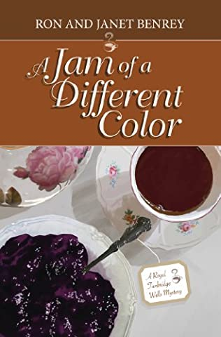 book cover of A Jam of a Different Color