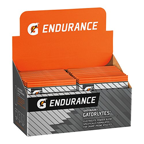 Gatorade Endurance Gatorlytes, 0.12 Ounces (Pack of 20)