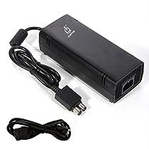 Intocircuit Xbox 360 Slim 12V 10.83A, 5V 1A Dual Output AC Adapter