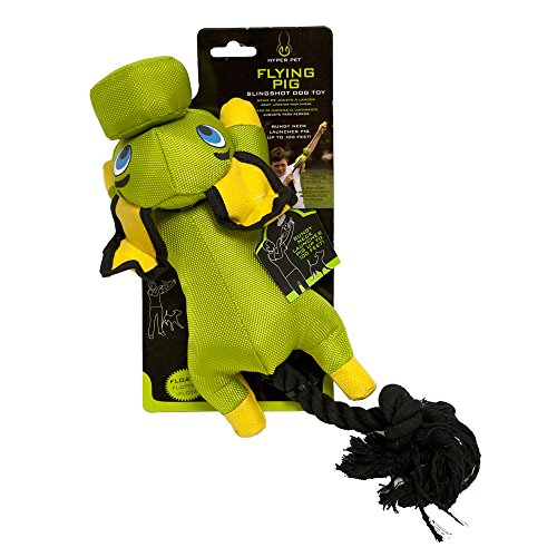 Hyper Pet Flying Pig Green product image