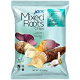 Mixed Roots Chips - All Natural Vegetable Chips (Salt & Vinegar, 2.8 oz)