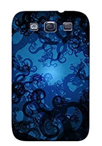 Gbgowy-590-vyexxkn Hot Fashion Design Case Cover For Galaxy S3 Protective Case (abstract Artistic)